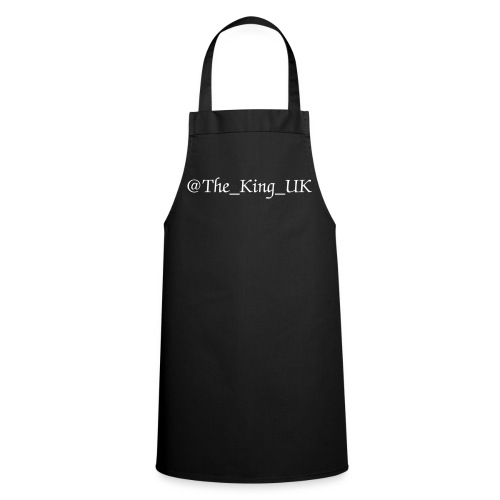 @The_King_UK - Cooking Apron