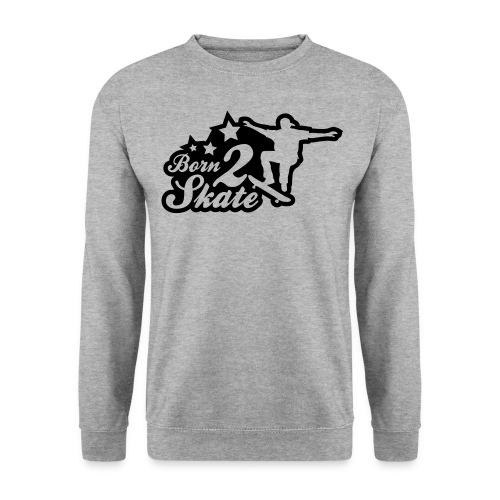 K-Skate: Born to skate - Men's Sweatshirt