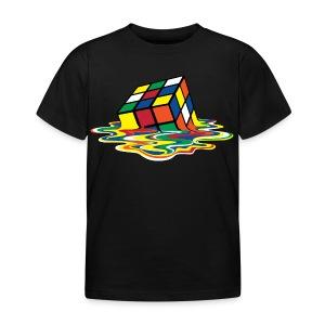 Melting Cube - Koszulka dziecięca