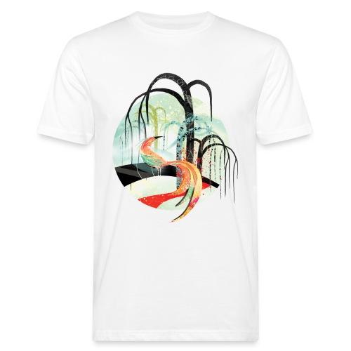 Firebird (Mens) - Men's Organic T-Shirt