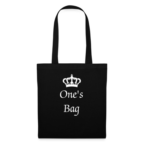 One's Bag - Tote Bag