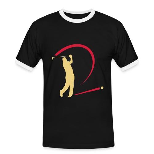 Golf Club - Maglietta Contrast da uomo