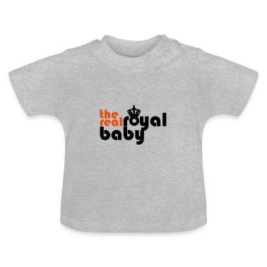 The Real Royal Baby T-Shirt
