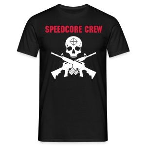 Speedcore  Crew T-Shirt - Men's T-Shirt