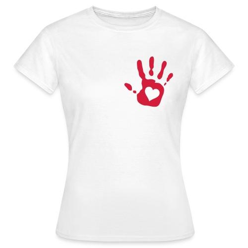 Boob hand-FEMALE - Maglietta da donna