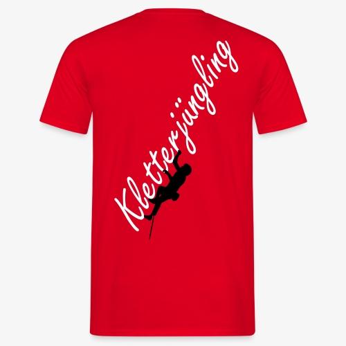 Kletterjüngling (men) - Männer T-Shirt