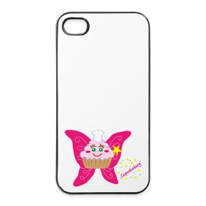 Cupcakefairy - iPhone 4/4s Hard Case
