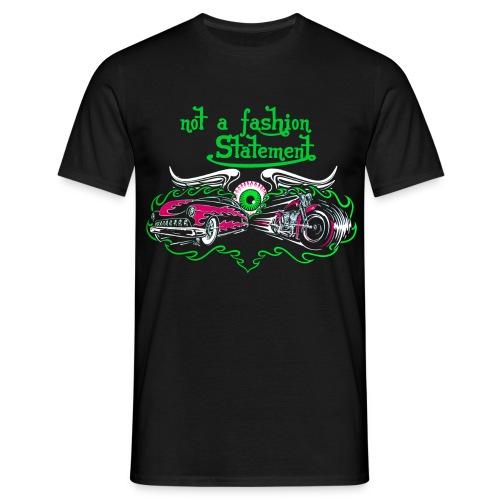Kustom Fashion T-Shirt - Men's T-Shirt