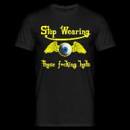 T-Shirts ~ Men's T-Shirt ~ Flying Eye T-Shirt