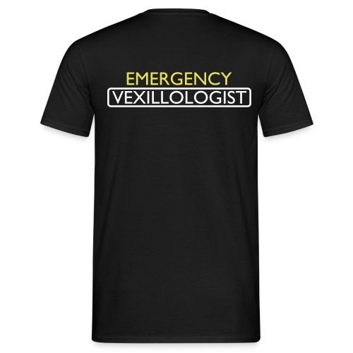 Emergency Vexillologist - Men's T-Shirt