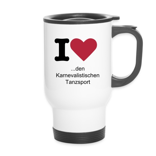 Thermo-Becher für Karnevalisten - Thermobecher