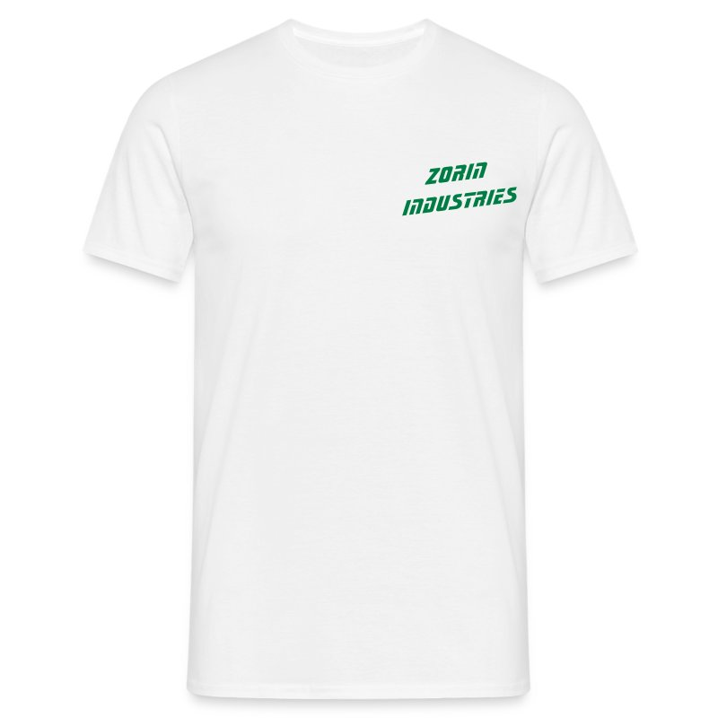 Subtle henchman white - Men's T-Shirt