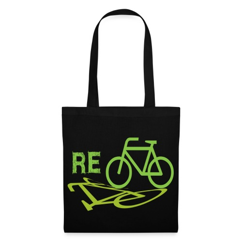 Re-Cycle bike design - Tote Bag