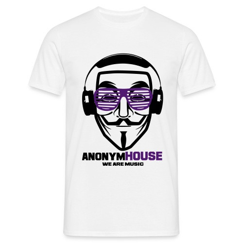 T-SHIRT ANONYMHOUSE HOMME - T-shirt Homme
