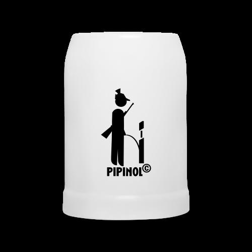Bierkrug Pipinol für alle - Bierkrug