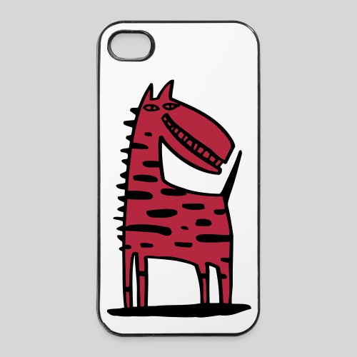 iphone 4/4s case-tier - iPhone 4/4s Hard Case