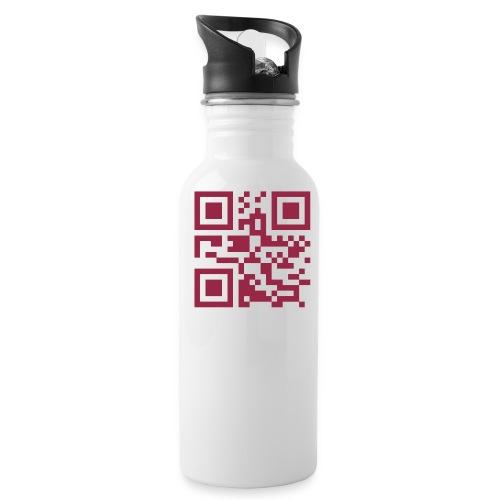 Flasche Code Handballerin - Trinkflasche