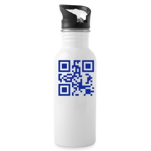 Flasche Code Handballer - Trinkflasche