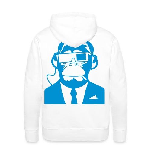 Monkey Blue - Premiumluvtröja herr