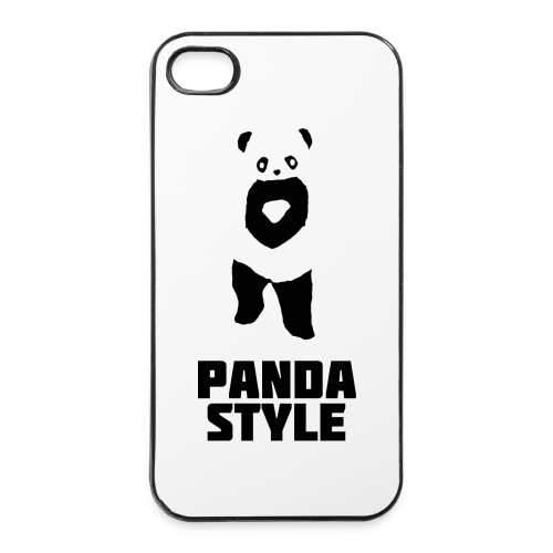 Panda Style - iPhone 4/4s cover - iPhone 4/4s Hard Case