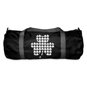 Duffel Bag - bag,drinking,fun,guinness,holdall,irish,joke,pint,pub,shamrock