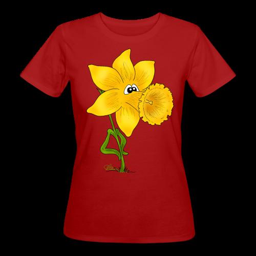 Ornella Osterglocke (freche Farben) - Frauen Bio-T-Shirt