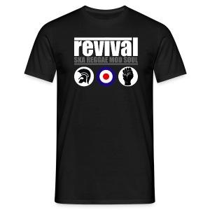 Mens Revival T Shirt - Men's T-Shirt