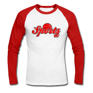 Manches longues ~ Tee shirt baseball manches longues Homme ~ T shirt homme sports 60