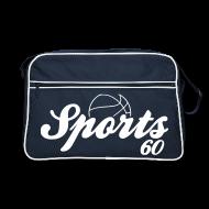 Sacs et sacs à dos ~ Sac Retro ~ Sac rétro sports 60