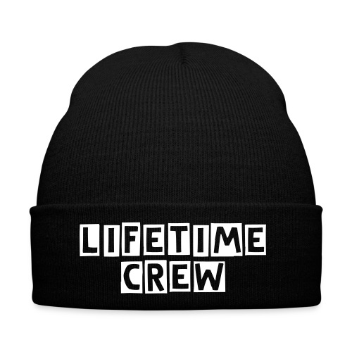 Lifetime Crew Logo Beanie - Winter Hat