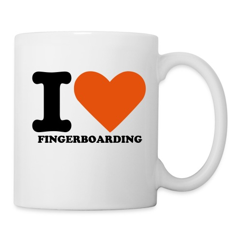 Lifetime Crew I Love Fingerboarding Cup - Mug