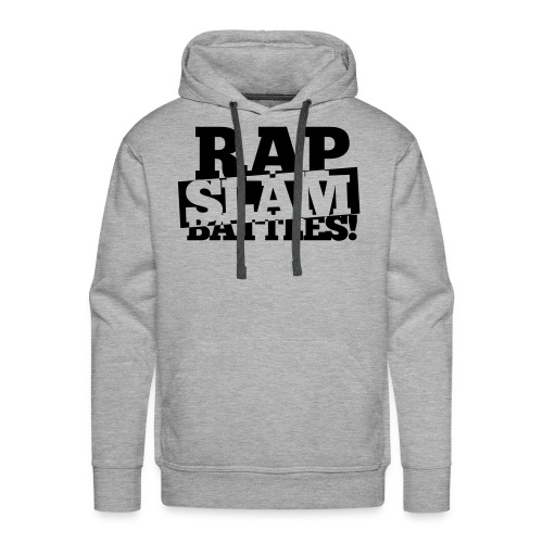 WOTS - RSB official Logo hoodie - Herre Premium hættetrøje