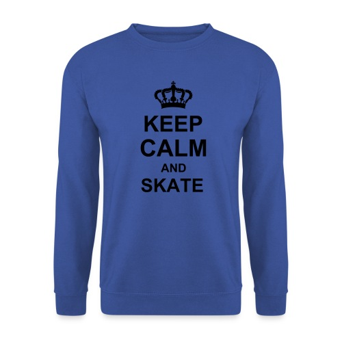 Lifetime Crew Keep Calm 2 Crewneck - Men's Sweatshirt