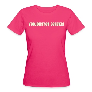 Reverse Psychology - Women's Slim Fit Tee - Women's Organic T-shirt