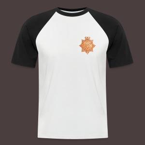Wachetreffen Shirt 2009 - Männer Baseball-T-Shirt