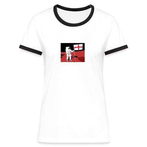 England on Mars - Women's Ringer T-Shirt