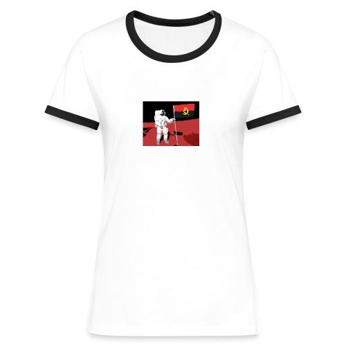 Angola on Mars - Women's Ringer T-Shirt