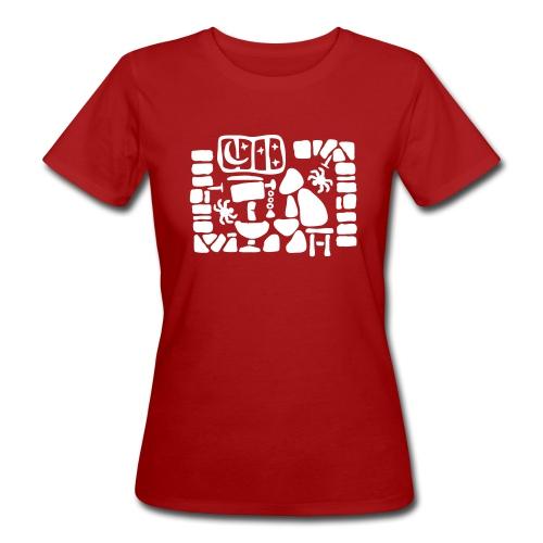 Spiders - Women's Organic T-Shirt