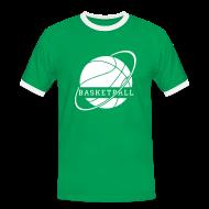 Tee shirts ~ Tee shirt contraste Homme ~ T shirt homme basketball