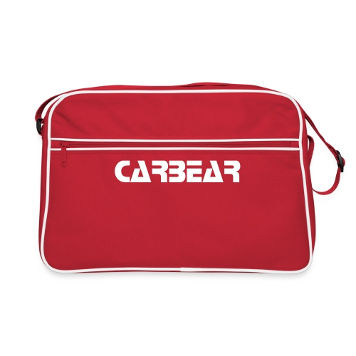 BOLSA RED CARBEAR - Bandolera retro