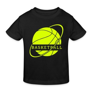 T shirt enfant basketball - T-shirt Bio Enfant