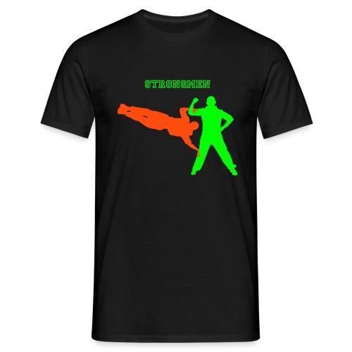 strongmen - Männer T-Shirt