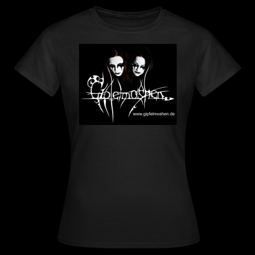 Gipfelmoshen_ChiLo - Frauen T-Shirt