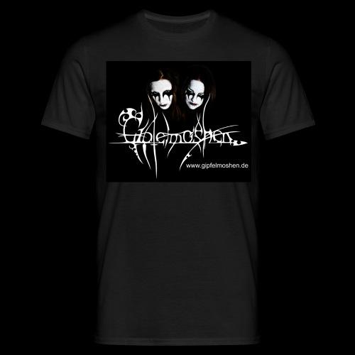 Gipfelmoshen_ChiLo - Männer T-Shirt