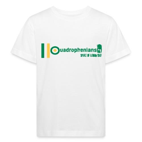 Quadrofenians SOL67(digital print) - Kids' Organic T-Shirt