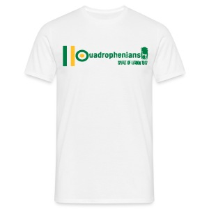 Quadrofenians SOL67 - Men's T-Shirt