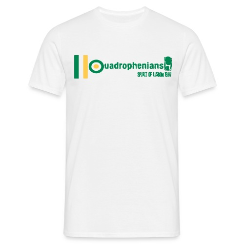 Quadrofenians SOL67 (digital print) - Men's T-Shirt