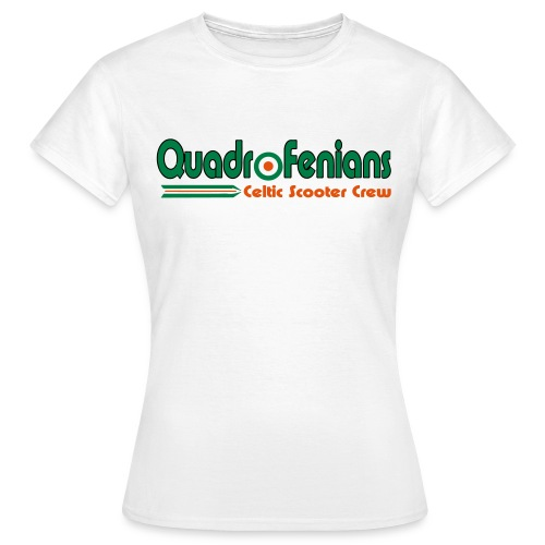 Quadrofenians - Women's T-Shirt