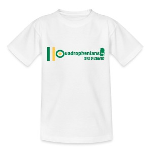Quadrofenians SOL67(digital print) - Teenage T-shirt