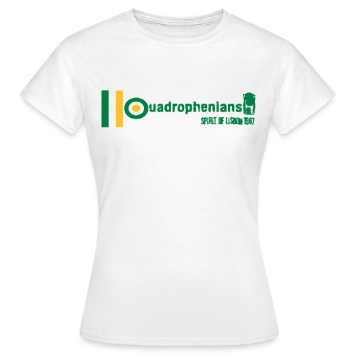 Quadrofenians SOL67 - Women's T-Shirt
